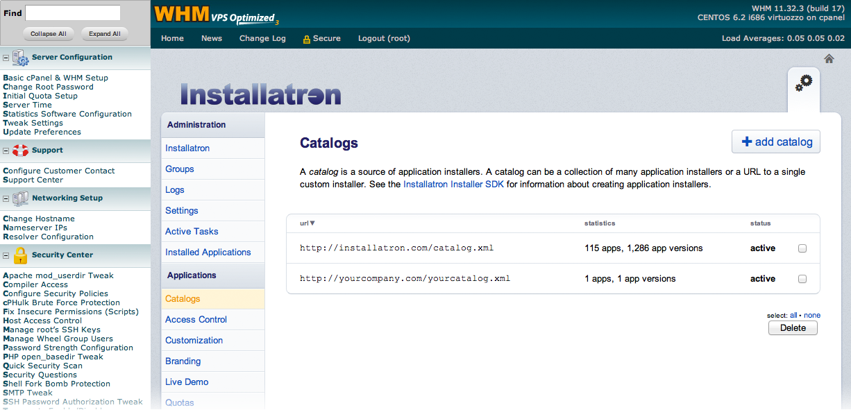 See the amazing features packed into Installatron Plugin