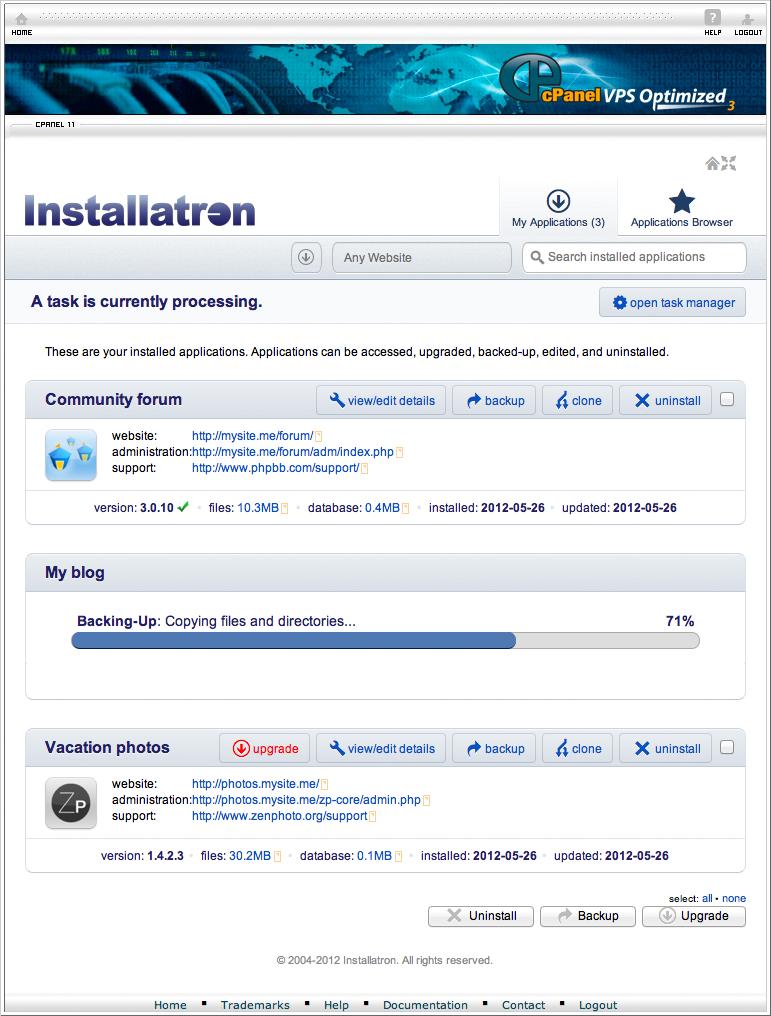 What's New in Installatron Plugin 8 0?