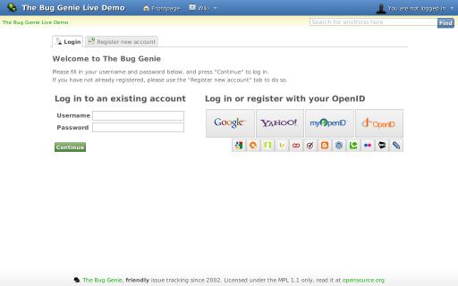 esecuzione di bug dating codice offerta