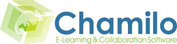 logo van Chamilo webhosting voor uw educatie