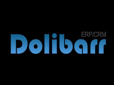 logo van Dolibarr webhosting voor uw zakelijk