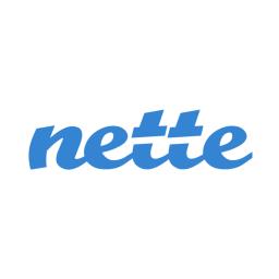logo van Nette webhosting voor uw kader