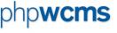 logo van phpwcms webhosting voor uw cms