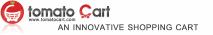 logo van TomatoCart webhosting voor uw webwinkel