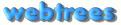 logo van webtrees webhosting voor uw genealogie