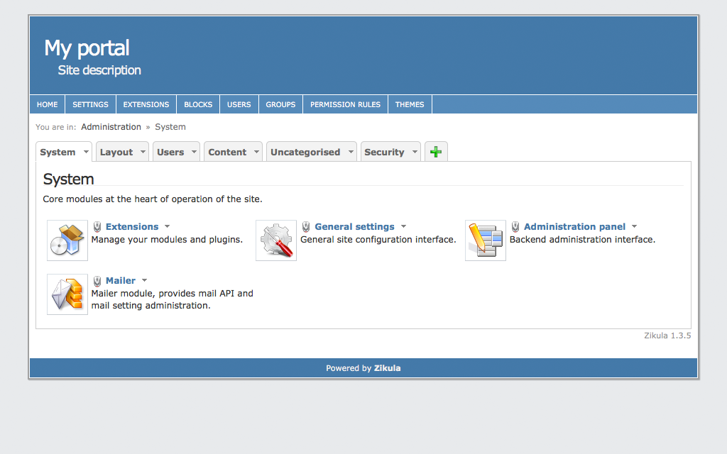 mail nuke php powered search site web