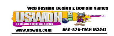 US Website Design and Hosting